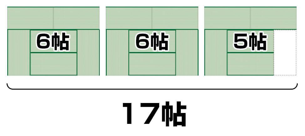 40フィートコンテナの広さイメージ図